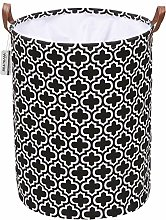 Sea Team Laundry Hamper Canvas Fabric Laundry