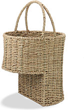 Seagrass Stair Basket | M&W - Brown