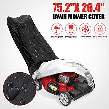Sealed Behind Uv Rain Dust Storage Lawn Mower