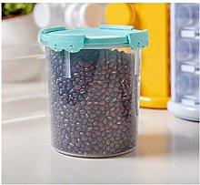 Sealed jar, Food Plastic jar with lid, Noodle