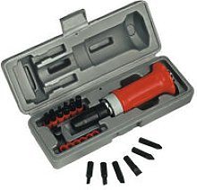 Sealey AK2081 15pc Impact Driver Set