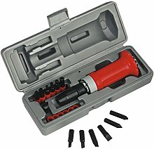 Sealey AK2081 Impact Driver Set 15pc Protection