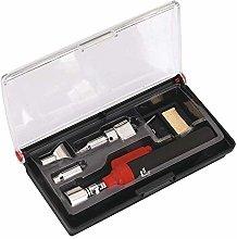 Sealey AK2953 7 Piece Micro Butane Torch Kit,