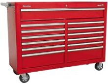 Sealey AP5213T Rollcab 13 Drawer with Ball Bearing