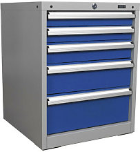 Sealey API5655B 5 Drawer Industrial Cabinet
