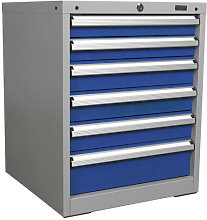 Sealey API5656 6 Drawer Industrial Cabinet
