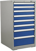 Sealey API5658 8 Drawer Industrial Cabinet