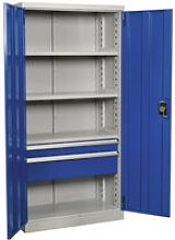 Sealey APICCOMBO2 1800mm Industrial Cabinet 2
