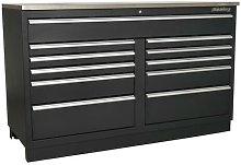 Sealey APMS04 Modular Floor Cabinet 11 Drawer