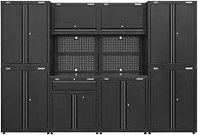 Sealey APMS10HFP Garage Storage System 10pcs