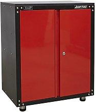 Sealey APMS81 Modular Cabinet with Worktop 2 Door,