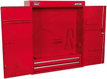 Sealey APW750 Wall Mounting Tool Cabinet with 2