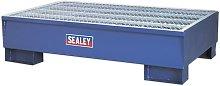 Sealey Barrel Bund 1340 x 800 x 335mm
