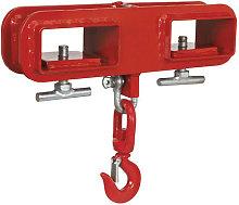 Sealey FH01 Forklift Lifting Hoist 1000kg Capacity
