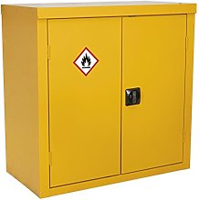 Sealey FSC05 Flammables Storage Cabinet, 900mm x