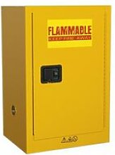 Sealey FSC07 Flammables Storage Cabinet 585 x 455