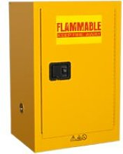 Sealey FSC07 Flammables Storage Cabinet 585 x 455