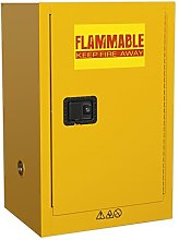 Sealey FSC07 Flammables Storage Cabinet, 585mm x