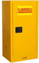 Sealey FSC08 Flammables Storage Cabinet 585 x 460