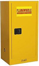 Sealey FSC08 Flammables Storage Cabinet, 585mm x