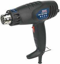 Sealey HS105 1600W Hot Air Gun 375°C/500°C, 1600