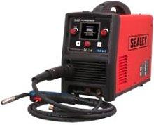 Sealey INVMIG200LCD Inverter Welder MIG, TIG & MMA