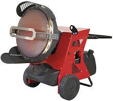 Sealey IR55 45.5kW Infrared Paraffin, Kerosene &