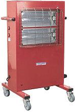 Sealey IRC153 1.5/3kW Infrared Cabinet Heater