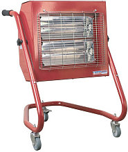 Sealey IRS153 1.5/3.0kW Infrared Cabinet Heater