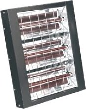 Sealey IWMH4500 Infrared Quartz Heater - Wall