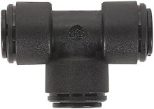 Sealey JGCT8 Equal Tee 8mm Pack of 5 (John Guest