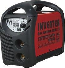 Sealey MW175 Inverter Welder 170Amp 230V