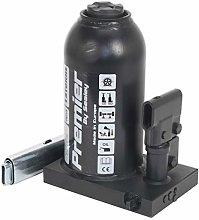 Sealey PBJ15 Premier Bottle Jack, 15Ton, Black