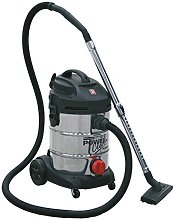 Sealey PC300SD Industrial Stainless Bin Vacuum