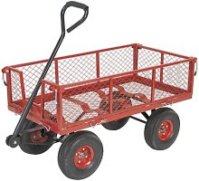Sealey Platform Truck with Removable Sides