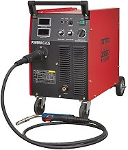 Sealey POWERMIG3525 Professional Mig Welder with