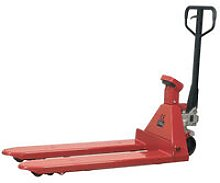 Sealey PT1150SC Pallet Truck with Scales - 2000kg Capacity 1150 x 555mm