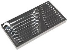 Sealey S01123 Tool Tray with Combination Spanner