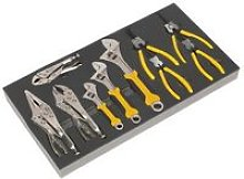 Sealey S01130 Tool Tray with Adjustable Wrench &