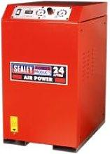 Sealey SAC82425VLN Compressor 24L V-Twin Direct