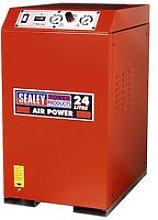 Sealey SAC82425VLN Compressor 24ltr V-Twin Direct