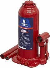 Sealey SJ8 Bottle Jack Yankee 8tonne