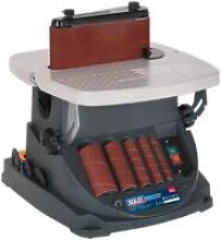 Sealey SM1300 Oscillating Belt/Spindle Sander 230V