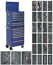 Sealey SPTCCOMBO1 Tool Chest 14 Drawer with