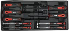 Sealey Tool Tray with Scraper & Hook Set 9pc