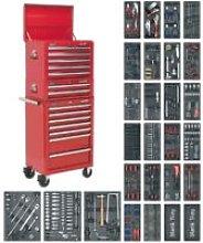 Sealey Tools Uk - Sealey SPTCOMBO1 Tool Chest