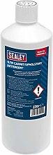 Sealey VMR921S Carpet/Upholstery Detergent, 1L,