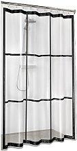 Sealskin Shower Curtain Brix Transparent -