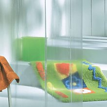 Sealskin Shower Curtain Clear 180 cm Transparent