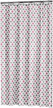 Sealskin Shower Curtain Diamonds 180x200cm